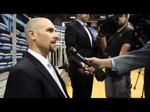 Eric Montross reflects on Dean Smith