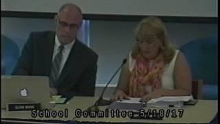 School committee 5/18/17