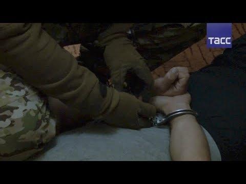 """Задержание членов """"Хизб ут-Тахрир""""* в Крыму"""