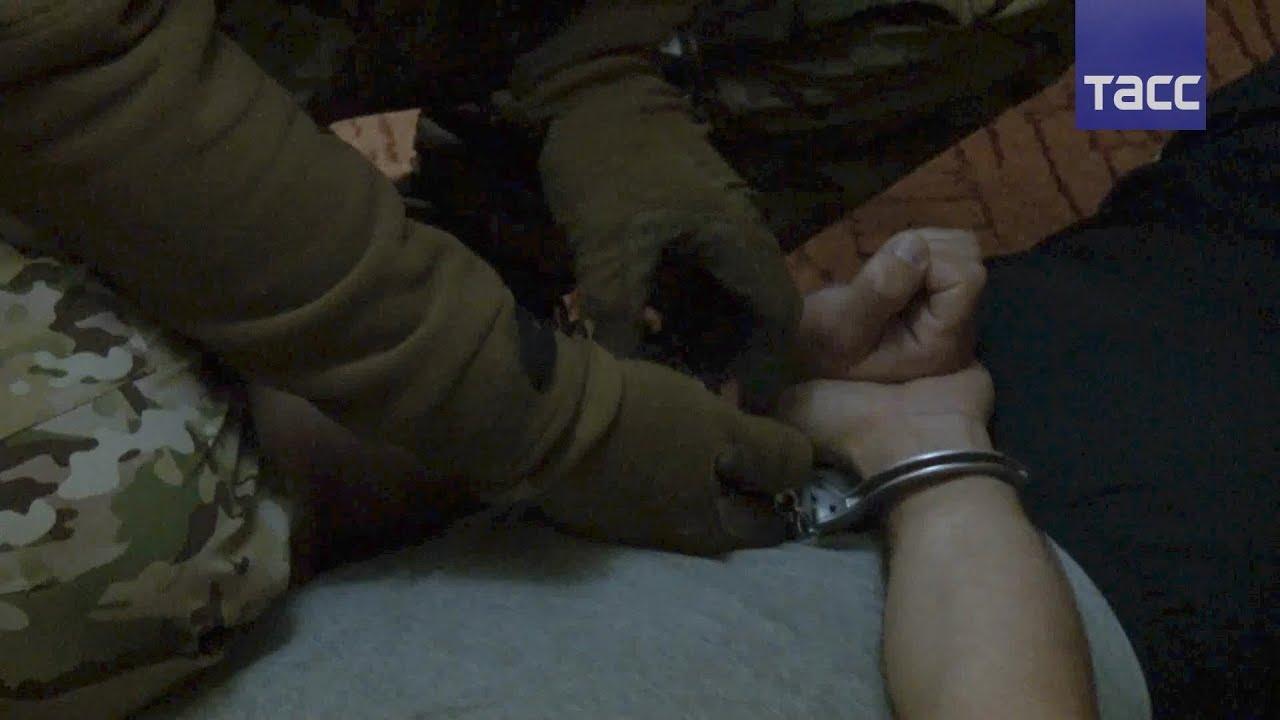 Задержание членов «Хизб ут-Тахрир»* в Крыму