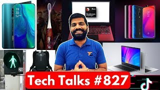 Tech Talks #827 TikTok Smartphone, Redmi K20 Pro, 5G Laptop, Galaxy M40, Oppo Reno, RedmiBook 14