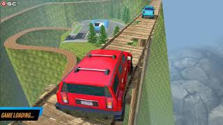 Offroad Car Driving 2019 - 4x4 SUV Car Simulator Games - Android Gameplay FHD #2