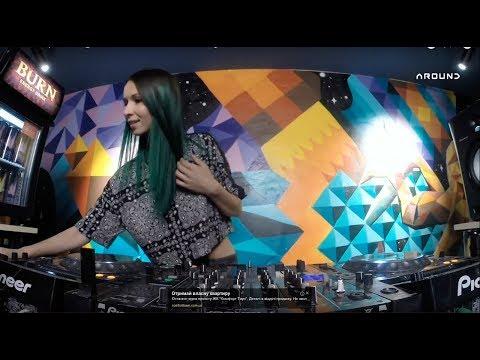 Miss Monique - Live @ Radio Intense 06.06.2018 //Progressive House, Techno Mix