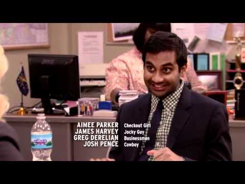 Parks and Recreation - Tom N. Haverford