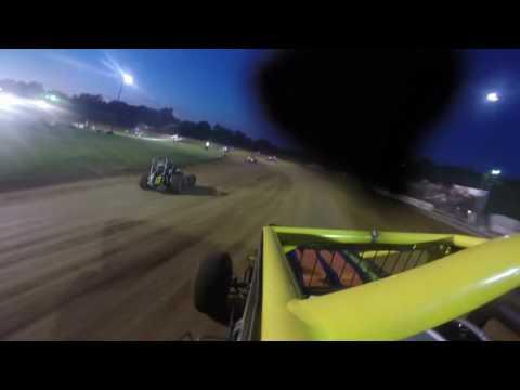 Tyler Thomas Bloomington Speedway