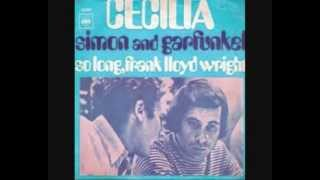SUGGS VS SIMON AND GARFUNKEL - CECILIA