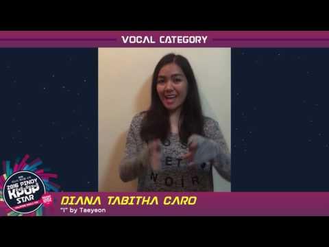Diana Tabitha Caro invites you to the 2016 Pinoy K-pop Star!