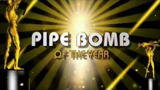 WWE: CM Punk - Pipe Bomb of the Year 2011 / Slammy Awards [HD]