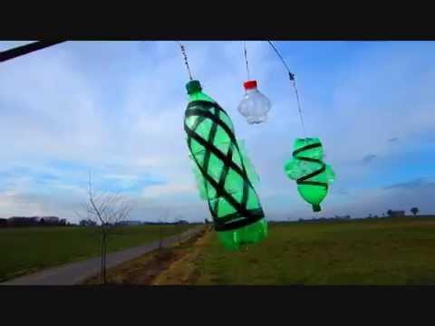 Windspiel Aus Pet Flaschen