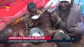 Afrika'da İnsanlık Ölüyor