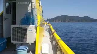 3月11日 根占大浜沖天気は良かったけど 潮が小潮で悪く 釣果は残念  ...