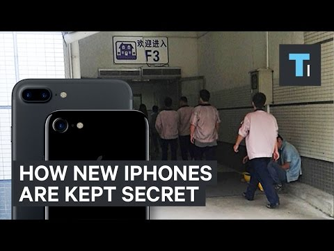 Thumbnail: Former iPhone factory worker explains how they keep the new iPhones a secret