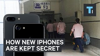 Former iPhone factory worker explains how they keep the new iPhones a secret