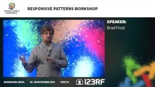 JWC15 - Responsive Patterns Workshop