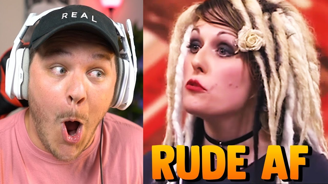 hilarious-rude-singing-show-contestants-reaction