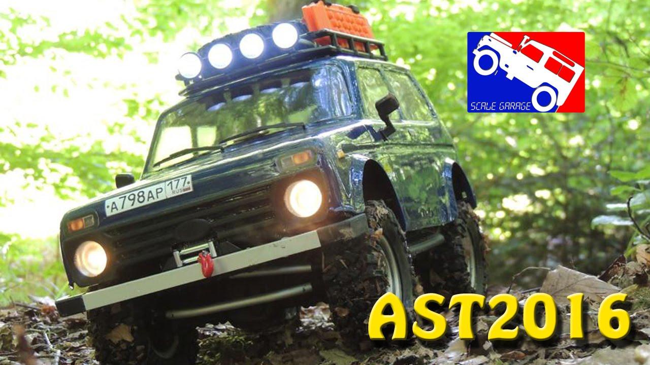 Tiny Truck Lada Niva Scale Truck Mst Cmx At Ast2016 110 Tiny Truck Youtube