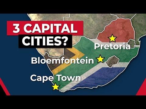 Curious Capital Cities