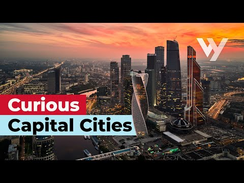 Curious Capital Cities