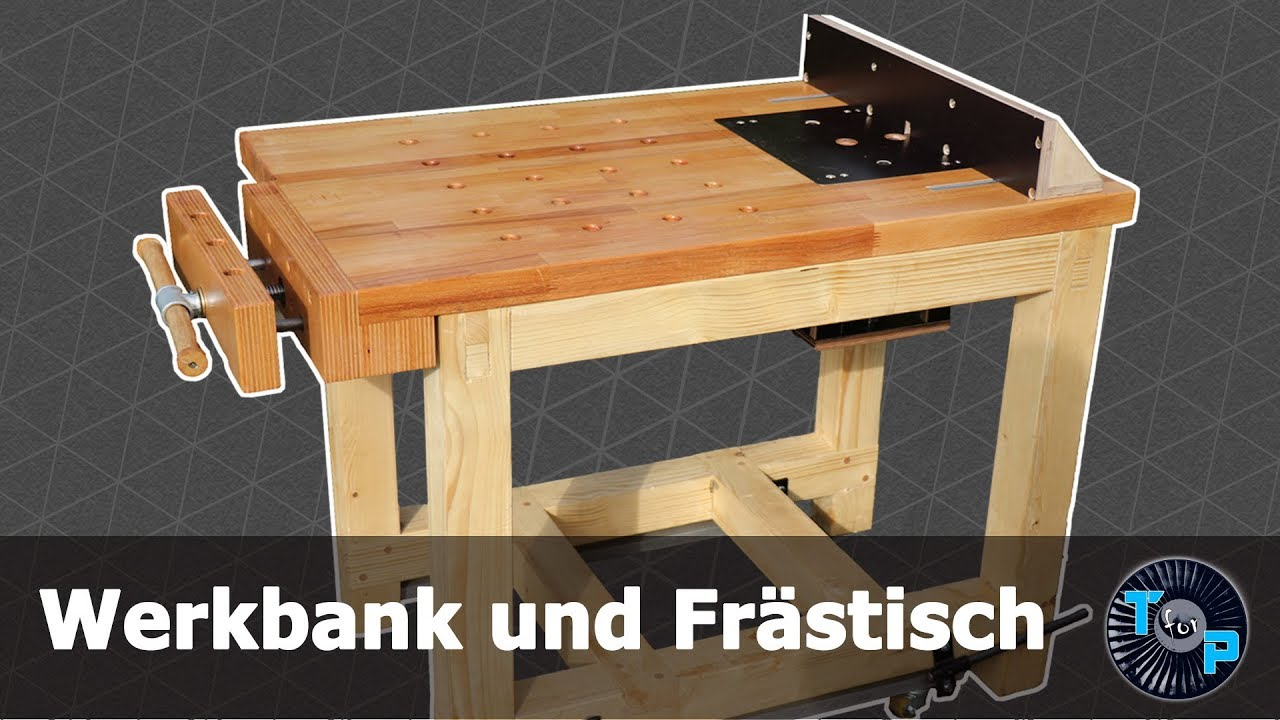Multifunktionswerkbank Selber Bauen Diy