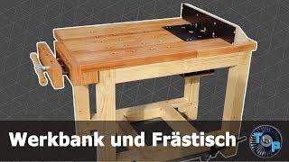 Mega Stabile Werkbank Selber Bauen By Time For Practice