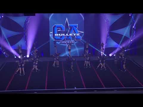 Cali Black Ops Cheer Alliance 2017