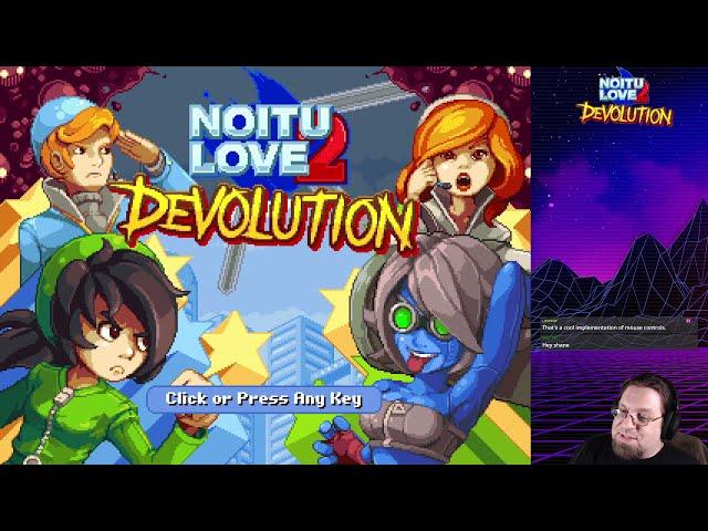 Noitu Love 2: Devolution