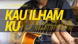 Man Bai - Kau Ilham Ku (Skifot's Music acoustic cover)