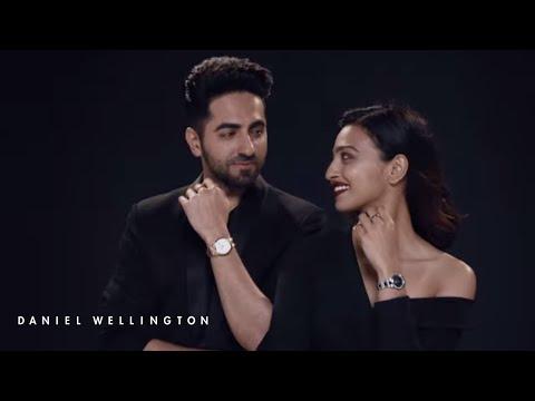 Ayushmann Khurrana + Radhika Apte In Our ICONIC LINK Campaign - Daniel Wellington