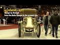 Retromobile 2017: the best of Renault Design // Salon Retromobile : le Design selon Renault