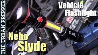 Nebo SLYDE: Flashlight / Worklight Combo Review