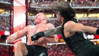 MAJOR Backstage News Brock Lesnar Roman Reigns The Shield PLANS