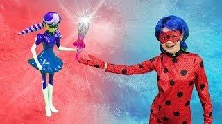 Будет исполнено - Спасаем Париж с Супер Котом  - Видео для девочек