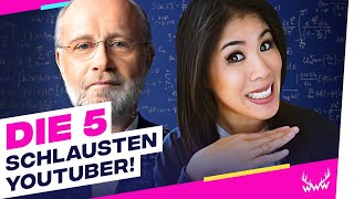 Die 5 SCHLAUSTEN YouTuber! | TOP 5