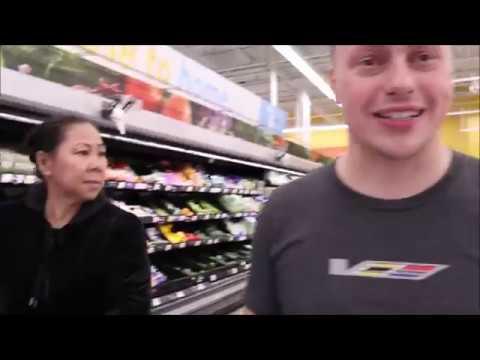 Vlog 352 ll Chợ Walmart Của Mỹ Có Bán Gì?