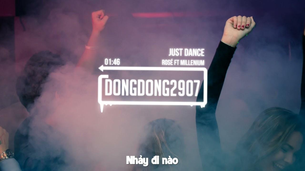 「Vietsub | Kara」BLACKPINK Rosé - Just Dance ft. Millennium