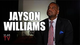 Jayson Williams on How Being a Felon Holds You Back for Life (Part 13)