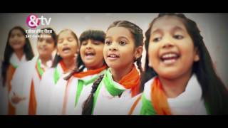 Singers from The Voice India Kids sing Vande Mataram