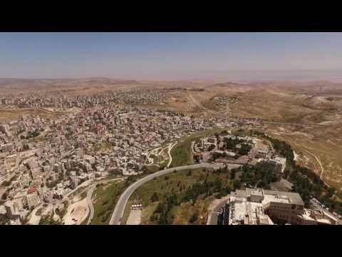 Jerusalem - An Aerial View from Mount Scopus