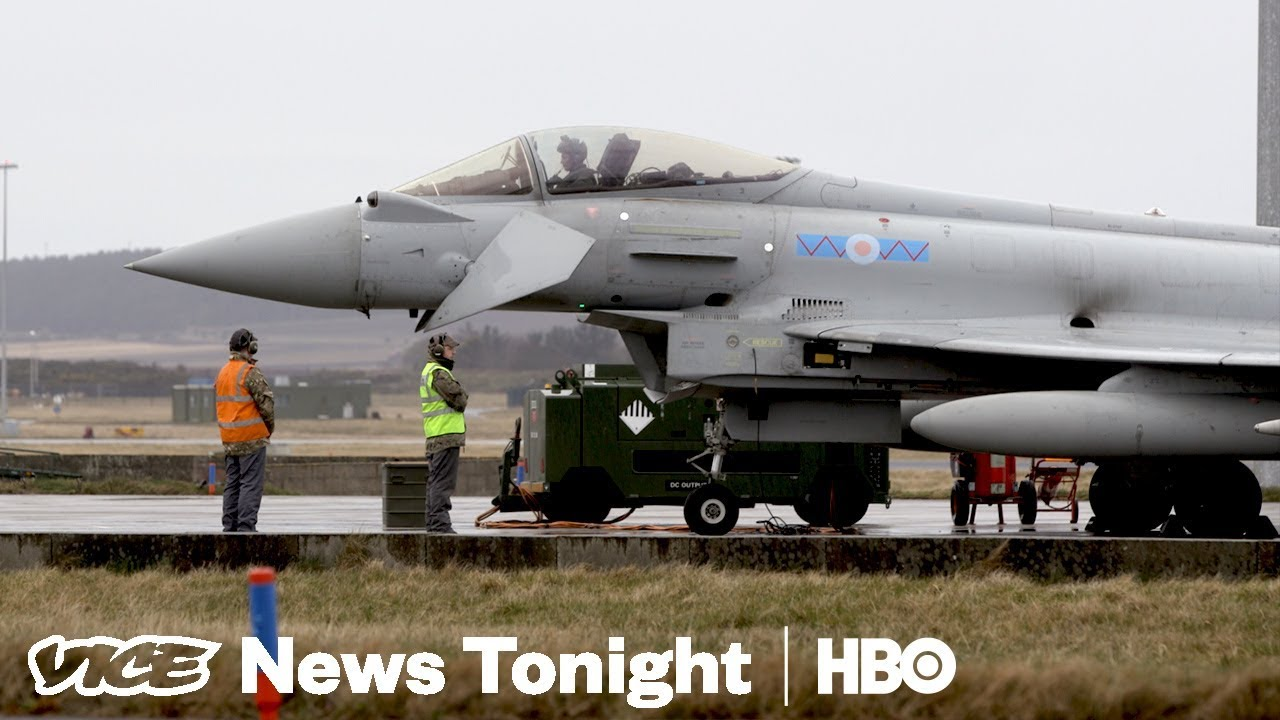NATO Air Wars & Foster Care Detectives: VICE News Tonight Full Episode (HBO)