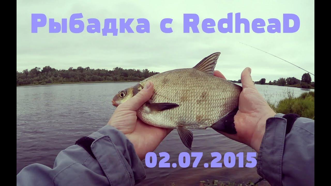 проран рыбалка