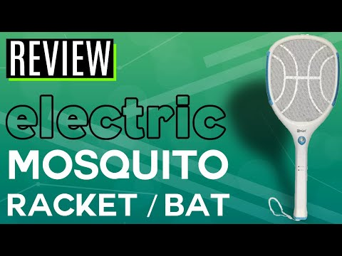 Electric Mosquito Bat - Electric Mosquito Racket - Mosquito Killer - Insect Killer #Mosquito #Racket - 동영상
