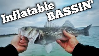 Lure Fishing For Bass - On the S.I.B with Boatsbitsandbobs