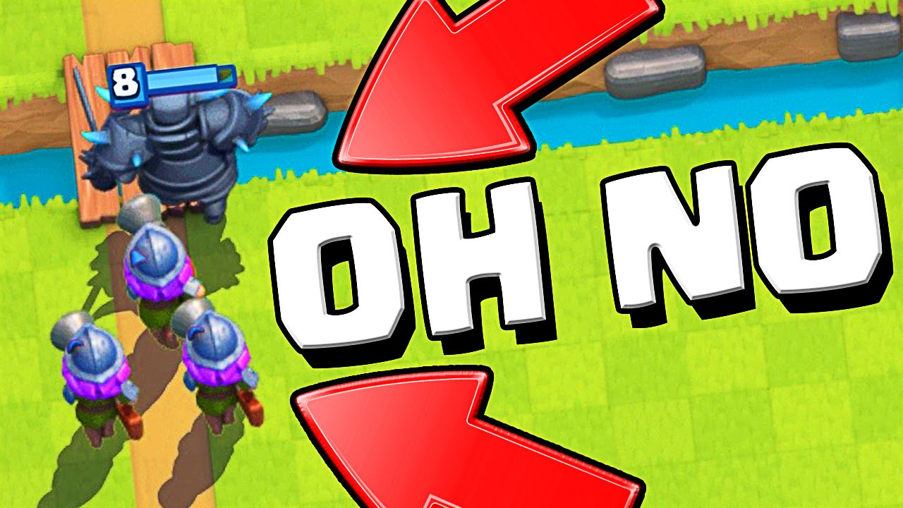Pekka 3 Musketeers Clash Royale So Much Damage