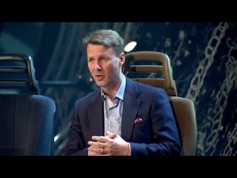 Nokia Growth Partners | Fireside Chat At Slush 2015