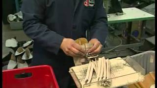 How Your Justin Boots Are Made