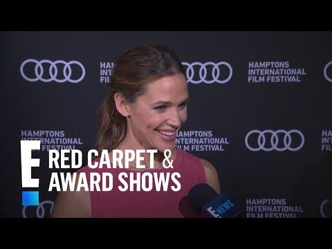 Jennifer Garner Opens Up on Film