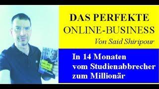 Das Perfekte Online Business Buch von Said Shiripour - Skenteridis Avraam