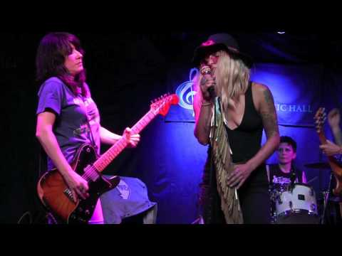 ''BUMBLE BEE'' - JANE LEE HOOKER @ Callahan's, July 2017 - 1080HD