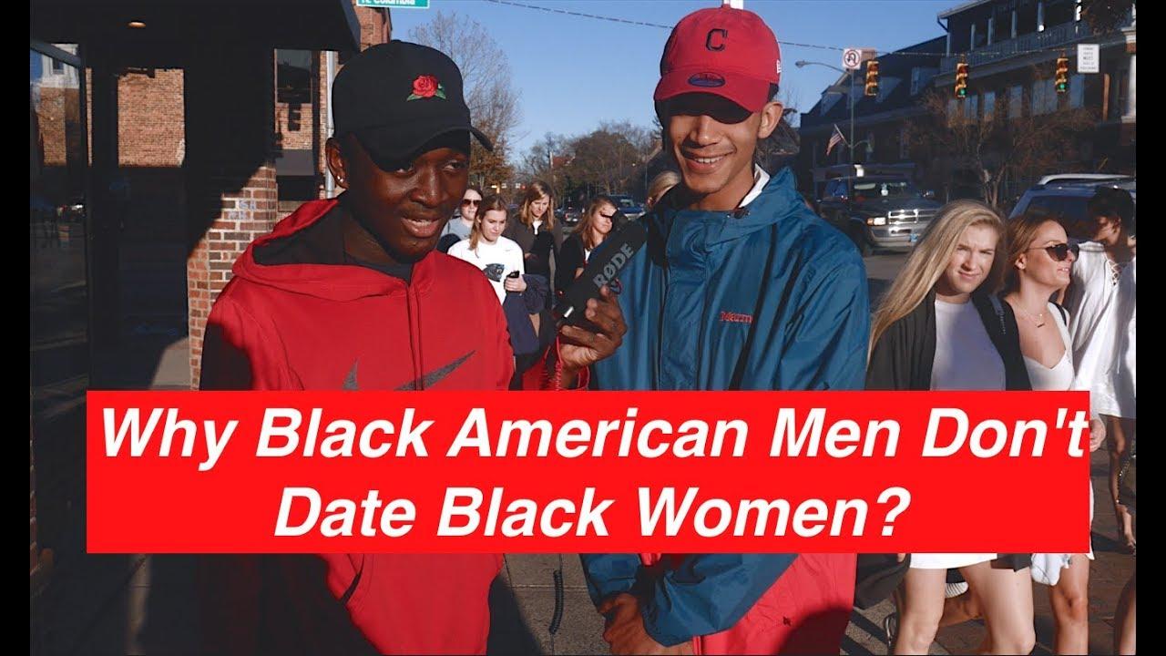 dating black american men