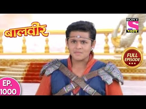 Baal Veer - Full Episode  1000 - 26th June, 2018